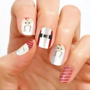 Color Street Nail Strips - Bring Your Sleigh Game